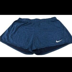 NIKE–DRYFIT SHORTS–Blue–Small